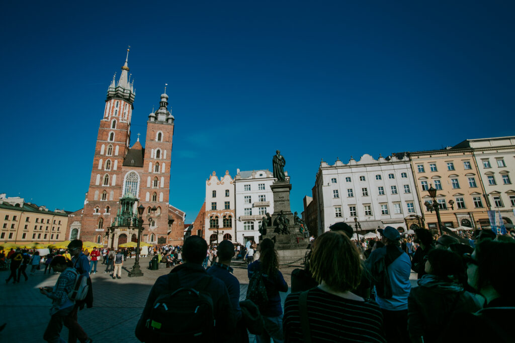 Cheap things to do in Krakow - St Mary's church