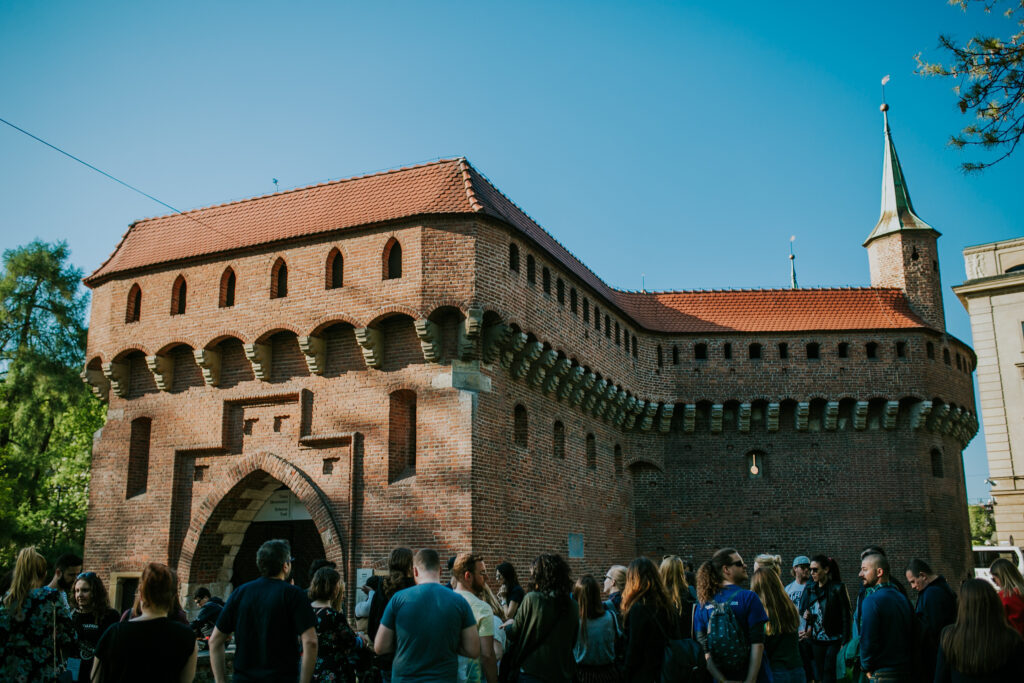 Cheap things to do in Krakow - Barbican
