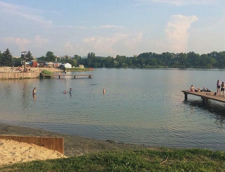 Bagry Lake Krakow