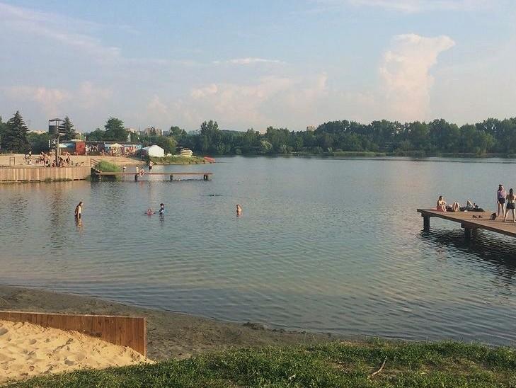 Krakow Lake Bagry