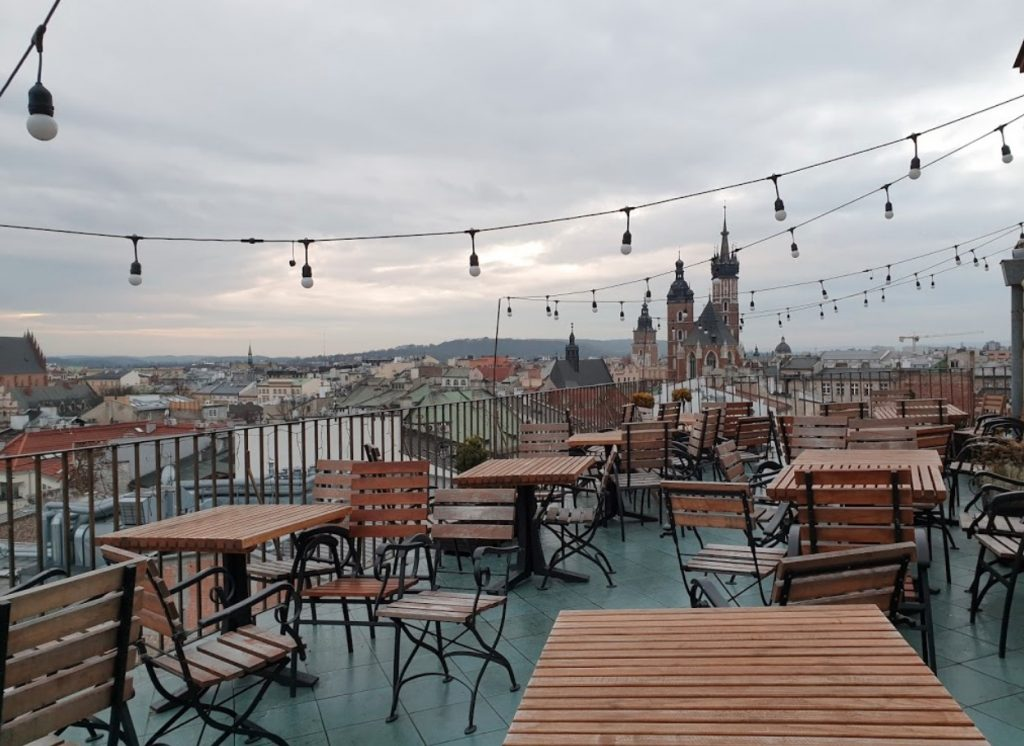 Rooftop Bar Krakow