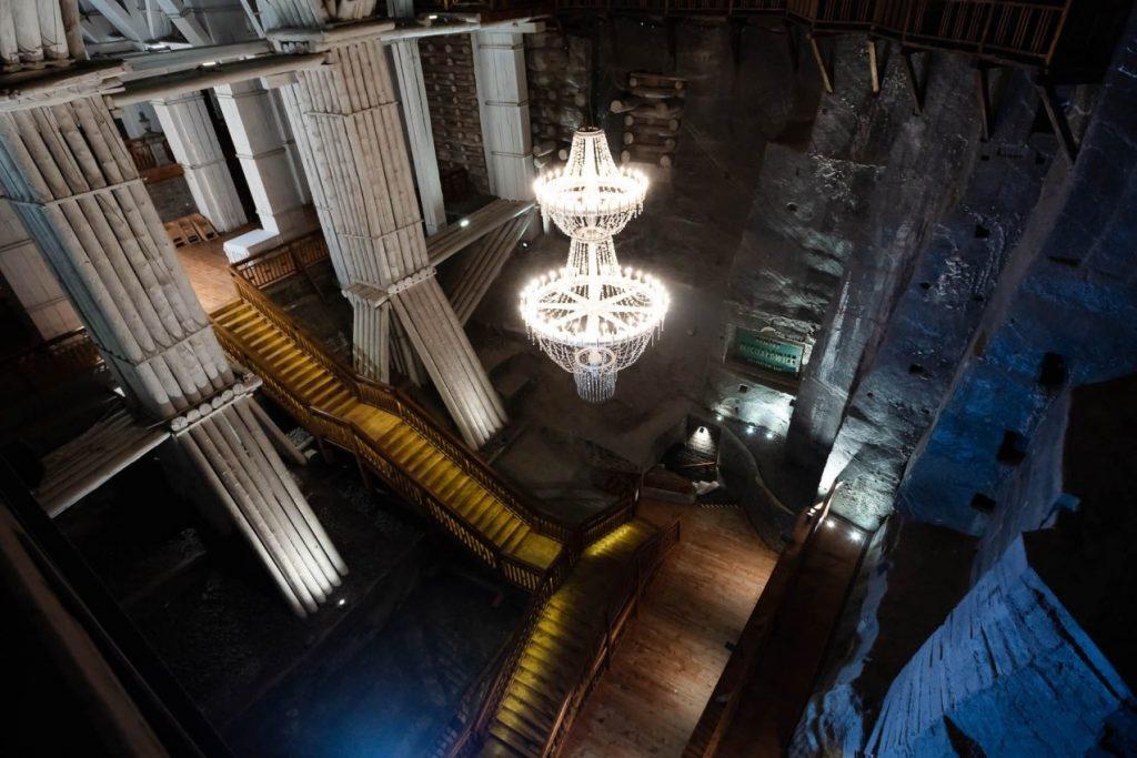 Krakow Salt Mines