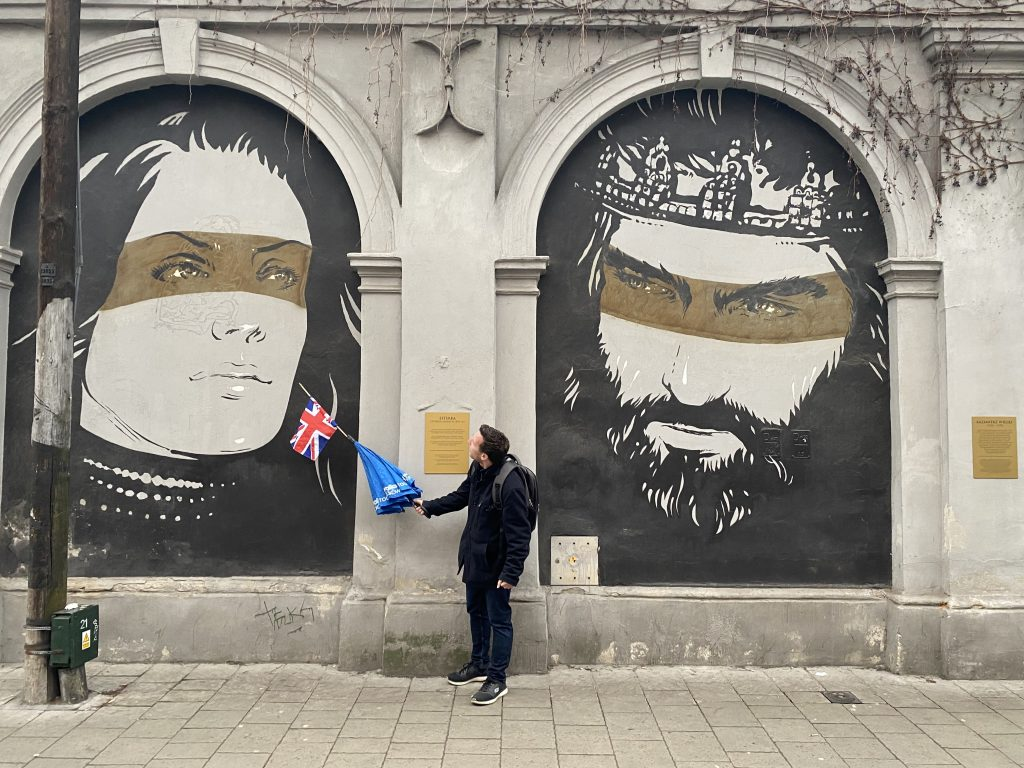 Street Art Tour Kazimierz